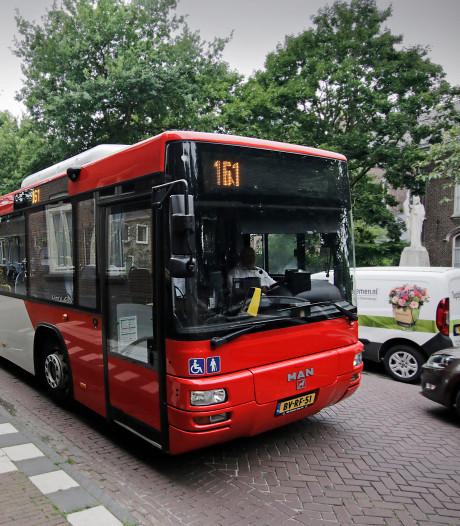 Buslijn 161 blijft nog zeker een jaar rijden tussen Oss en Nuland
