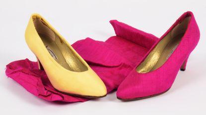 Eperon d'Or krijgt bijzondere schoenenparen en doornaaimachine