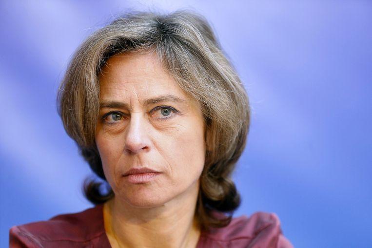 Oud-Proximus-CEO Dominique Leroy