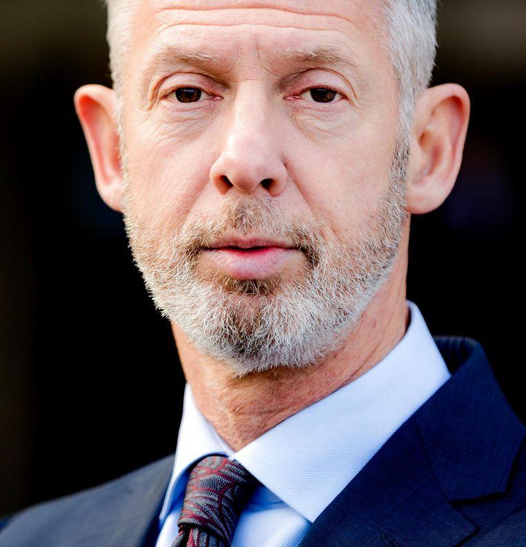 Burgemeester Hoes Beeld anp
