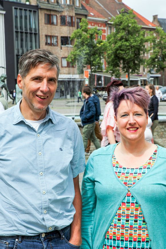 Mark Keppens en Ann Kennis