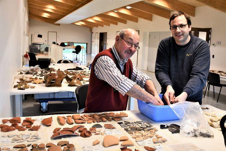 """""""Dit is een unieke kans om eens deel uit te maken van een archeologisch project."""""""