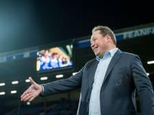 Sloetski houdt afscheidslunch met spelersgroep na opstappen bij Vitesse