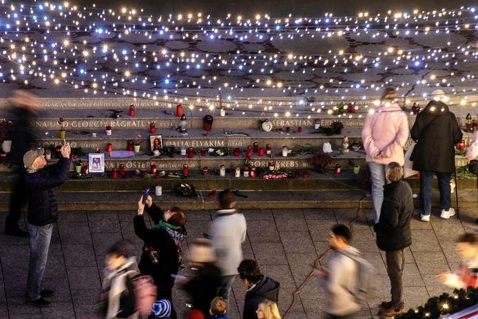 Vandaag, exact drie jaar na de aanslag, vindt een herdenking plaats aan de Breitscheidplatz.