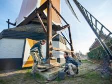 Boekel wil met grondige restauratie voorkomen wat in Geffen ooit gebeurde: een molen die omvalt