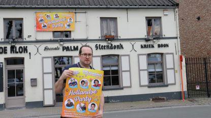 Tweede Hollandse party belooft opnieuw veel ambiance