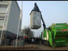 Ruim 400 bezwaren tegen containers Avri, restcontainer wordt steeds leger