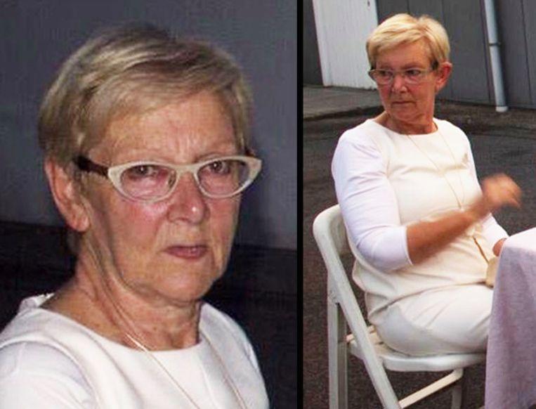 Monica Amelynck (76) was vermist sinds zaterdag 7 september.