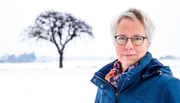 Annelies Brinkhuis schreef een boek over haar werk als ritueelbegeleider.