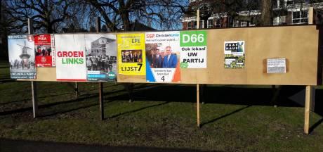 Verkiezingsrel in gemeente Epe