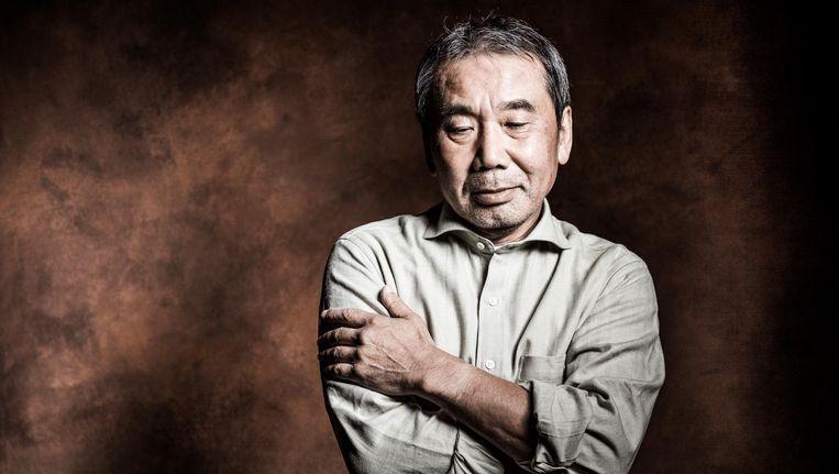 Haruki Murakami. Beeld Hollandse Hoogte/Laif