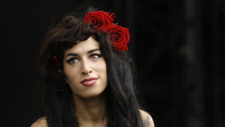 Amy Winehouse in 2007. Beeld ap