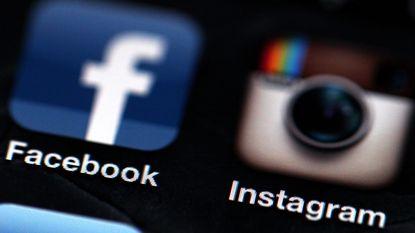 Facebook en Instagram zijn slecht bereikbaar door storing
