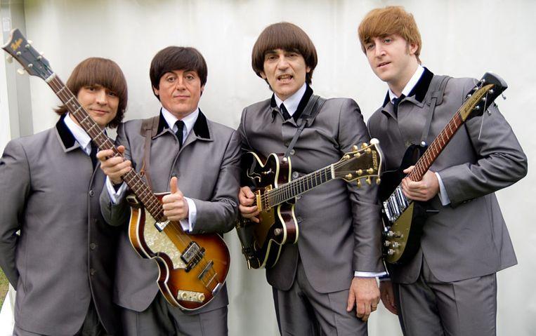 The Bootleg Beatles uit Londen - niet uit Liverpool - laten de grootste popgroep uit de geschiedenis herleven in De Roma.