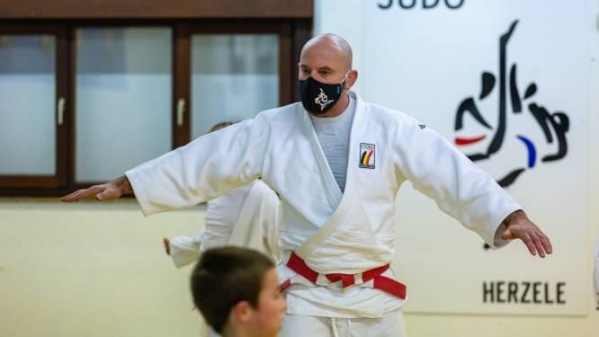 """Michel Van Assel (JC Herzele): """"Veel goeie atleten liggen stil want voor judoka is alleen trainen moeilijk"""""""