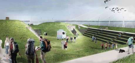 Opknappen van vestingwerken in Willemstad en Klundert: het komt er dit jaar niet meer van