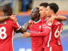 Enorme boulette de Kepa, doublé de Mané: Liverpool s'offre Chelsea