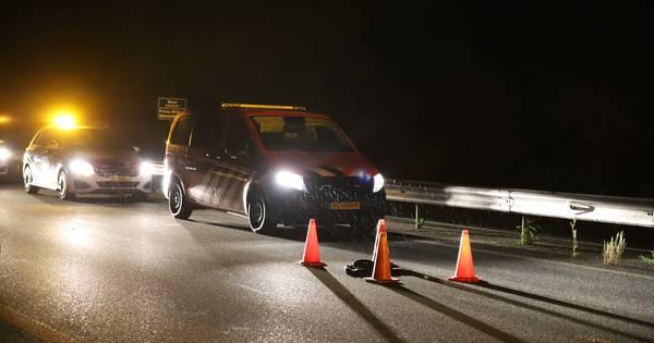 Apeldoorner betrokken bij dodelijk ongeluk: voetganger overlijdt.