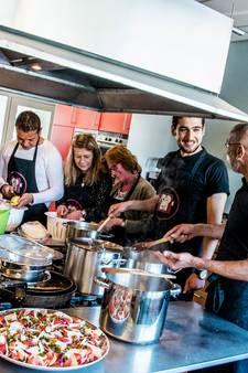 Vluchtelingen in Tilburg doen het goed