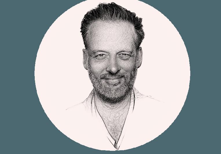 Erik Jan Harmens Beeld Artur Krynicki