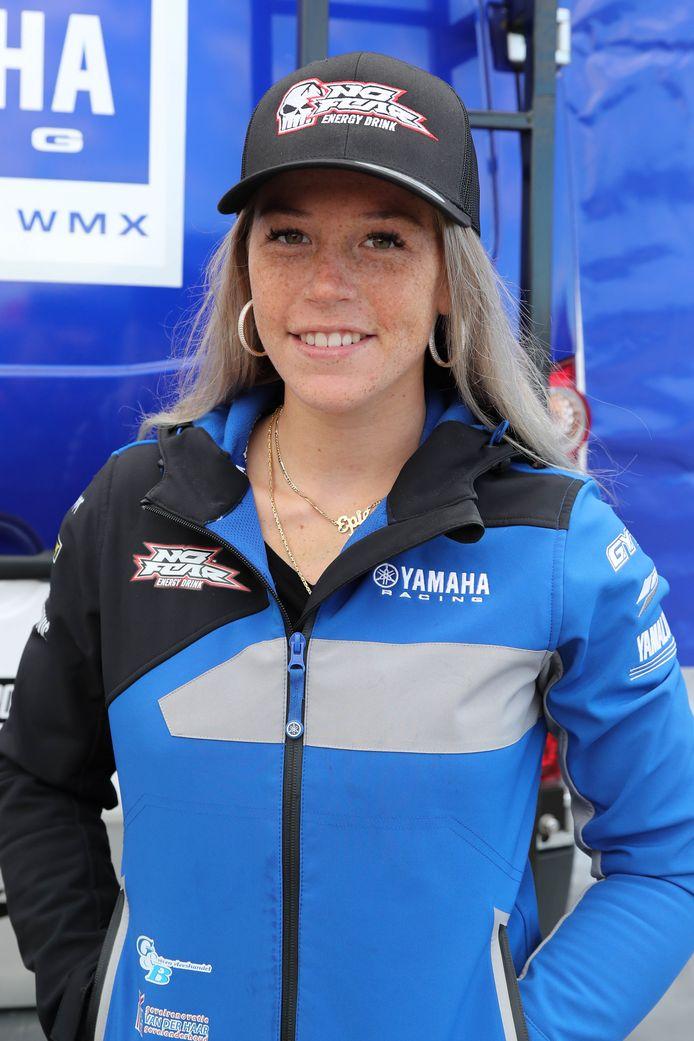 Nancy van de Ven kroonde zich op overtuigende wijze tot Nederlands Kampioen