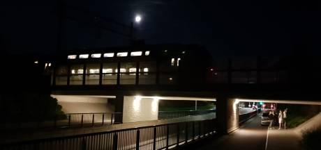 Geen treinverkeer tussen Almelo en Hengelo