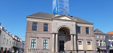 Officiële opening Oude Stadhuis Harderwijk in eerste helft juni