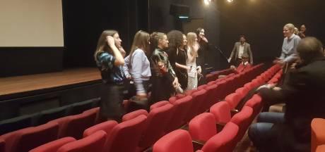 Bijzondere première bij de Speeldoos in Vught: Korte film 'Emma' is waarschuwing van jongeren voor jongeren