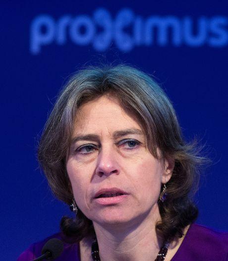 L'ex-CEO de Proximus Dominique Leroy rejoint Deutsche Telekom