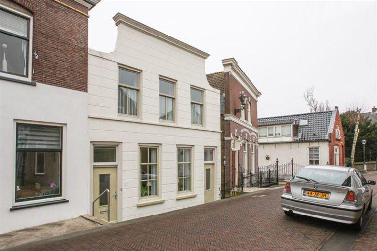 Ouderkerk Aan Den IJssel Zuid-Holland, bouwjaar 1900, perceel 669 m2. Beeld null
