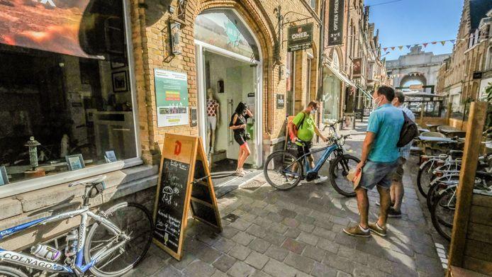 """Westtoer pleit voor een sterke campagne in Nederland: """"Nederlanders houden van Vlaanderen en zijn fervente fietsers."""""""