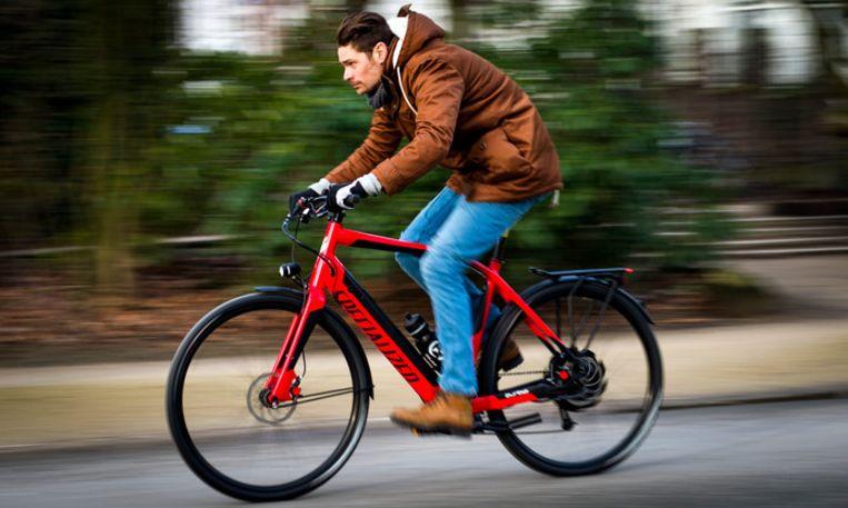 In Frankrijk loop je met een opgevoerde elektrische fiets het risico op een boete van 30.000 euro.