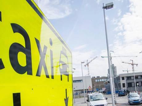 Taxichauffeurs boos over gebrek aan controle bij wantoestanden