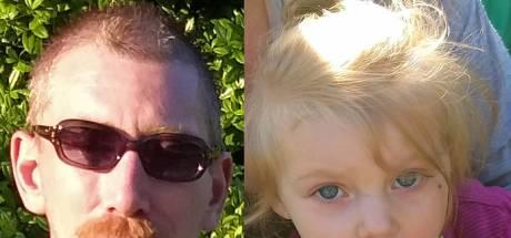 Disparition d'un père et de sa fille à Esneux: le père a promis de rendre sa fille lundi