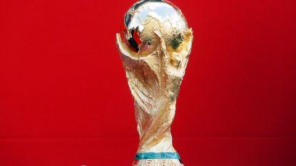 FIFA zal sociale media in de gaten houden tijdens het WK in Rusland - Bal voor openingsduel geland uit de ruimte
