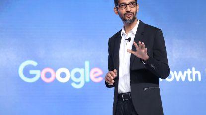 Bonus voor CEO Google: 311 miljoen euro