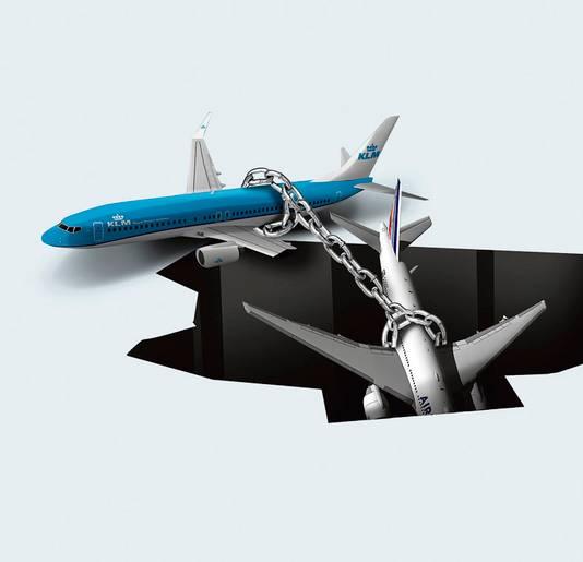Sleurt Air France KLM mee?