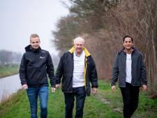 Wandelen, fietsen en zwemmen in Almelo voor een betere gezondheid