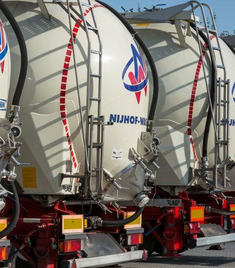 Nog meer bulk op weg voor Rijssense transporteur Nijhof-Wassink