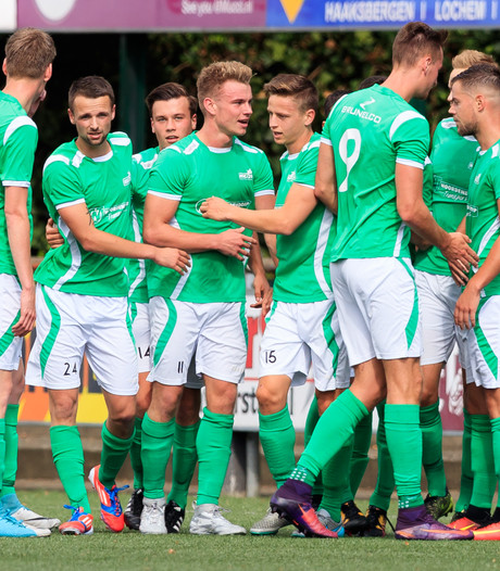 HSC'21 heeft aan een helft genoeg voor oefenzege op Jong FC Twente