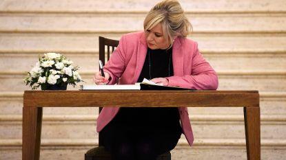 Sinn Fein blaast Noord-Ierse coalitiegesprekken op