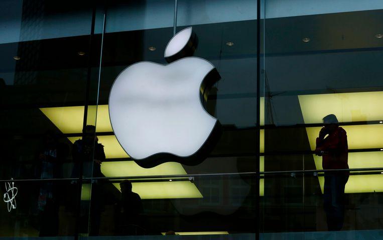 ce225d6e7de REUTERS. Apple Apple geeft gebruikers nieuwe mogelijkheden om te bepalen ...