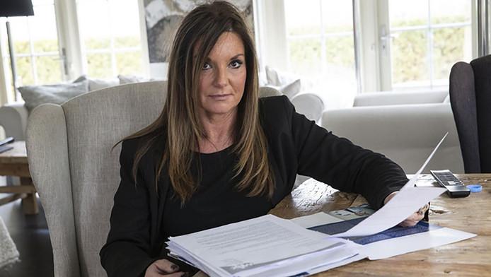 Marjo Ladage is blij dat de dader is gepakt. 'Ik had het niet meer verwacht.'