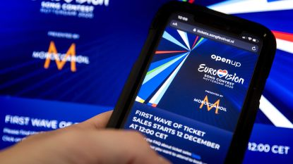 Tickets liveshows Eurovisiesongfestival binnen 20 minuten uitverkocht