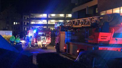 100-tal leerlingen geëvacueerd op internaat van Vesaliusinstituut na brandstichting