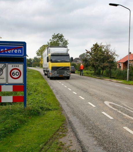 Vrijliggende fietspaden Broekdijk Kesteren in aantocht