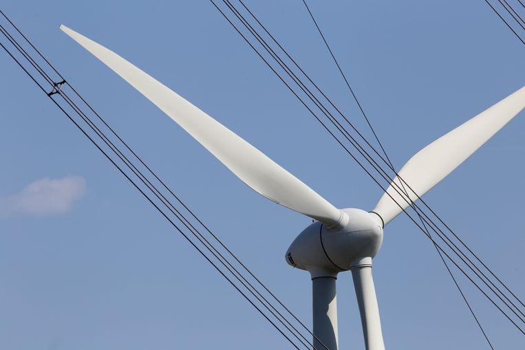 Electrabel diende een aanvraag voor twee windturbines in.