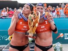 Beachvolleybaltop komt naar Zutphen, inclusief Europees kampioenen Keizer en Meppelink