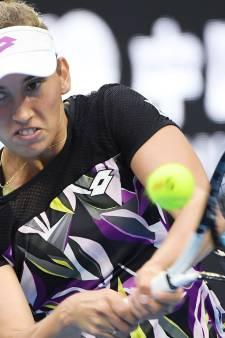 Elise Mertens remporte son premier match du WTA Elite Trophy