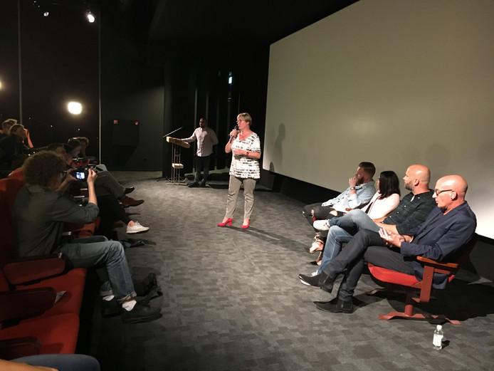 Presentatie van de film